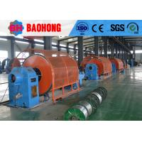 Quality Rigid Wire Cable Stranding Machine , High Speed Steel Twisting Machine for sale