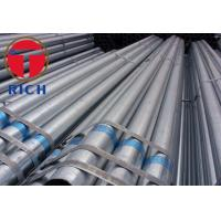 Buy ASTM A53 A106 GI Carbon Steel Pipe Galvanized Tube for Water and Gas tube at wholesale prices