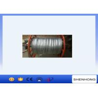 China 26MM Anti Twisting Braided Wire Rope For Overhead Line Transmission on sale