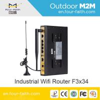 Quality F3834 4G LTE WIFI ROUTER for Industrial M2M Field for sale