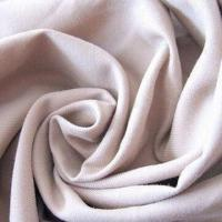 China Moisture-absorbent nylon cotton twill fabric with peach/3M/IQ treatment finish, nice for sportswear on sale