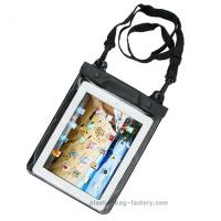 Quality 130cm Lanyard Waterproof Beach Pouch , Waterproof Valuables Pouch With Touch Responsive Front for sale