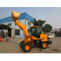 Quality ZL16 1.6Ton Wheel Rock Loader for sale
