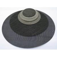 Quality Black Wire Cloth 10-80mesh With Features of Uniform meshes; Smooth surface for sale