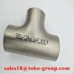 Quality TEE 1-1]2'' SCH10 DUPLEX 2507 ANSI B16.9 for sale