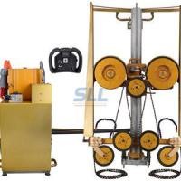 Quality Qurry Stone Cutting Granite Wire Saw Cutting Machine With Better Force Bearing Capacity for sale