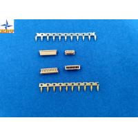 Quality Home Appliance / Power Lvds Display Connector 1.25mm With DF13 series Phosphor Terminal for sale