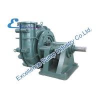 Quality Heavy Duty Iindustrial Centrifugal Slurry Pump For Coal Washer Processing for sale