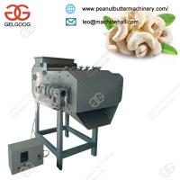 Quality High Capacity Automatic Cashew Nut Shelling Machine System China for sale