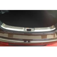 Quality HAIMA S7 2013 2015 Door Sill Plates , Inner And Outer Tail Gate Scuff Plate for sale