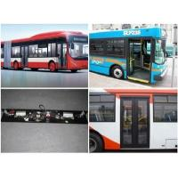 Quality Rubber Sealing Bus Door Mechanism Sensitive Edge For Lower Floor City Bus for sale