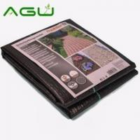 China China AGU ground cover mesh factory cheap price PP weed mat on sale