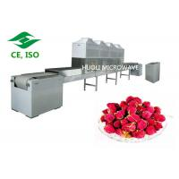 Quality Microwave Flower Drying Equipment for sale