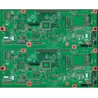 China OSP Surface Treatment High Frequency PCB 14 Layers Level 3 HDI 219*186mm Size on sale