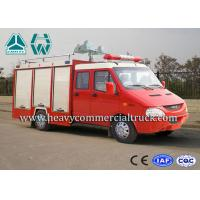 Buy Oil Saving Iveco Rescue Fire Truck Man - Machine Communication at wholesale prices