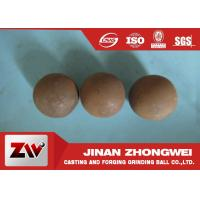Quality Hot rolling ball milling media HRC 55-65 45# 60mn B2 B3 material for sale