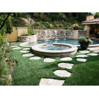 Quality synthetic grass for landscaping for sale