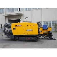 Quality 32 Ton Back Reamer Force HDD Trenchless Drilling / Horizontal Directional Driller for sale