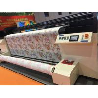 Fast Speed Digital Fabric Printing Machine High Productivity For
