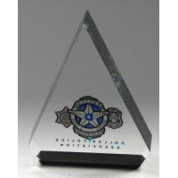 Quality Clear PMMA Printable Acrylic Pop Display Gift Card Stand For Star Products With Customised for sale