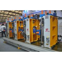 Quality Automatic ERW tube mill machine price/steel pipe making machine for sale