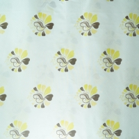 Quality Fashion 75gsm Cartoon 220cm Polyester Pongee Waterproof Fabric for bedding for sale