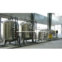 Quality Pure Water Mineral Water Purification Treatment for sale