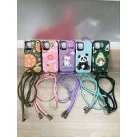 China TPU Leather Cross Body Smartphone Case Cover For Iphone 6-12pro on sale