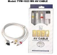 Quality Wii AV Cable for sale