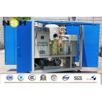 Quality 6000LPH Transformer Oil Testing Equipment Vacuum Dehydration 380V/3P/50Hz for sale