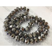 Quality Glass Beads PVD Plating Machine / Glass Beads  Dark Silver Decorative PVD Coating Equipment for sale