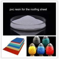 Quality High Quality Factory White Powder Suspension Grade PVC Resin SG5 K 65-67 for Roofing Sheet PVC Tiles for sale
