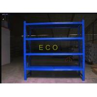 Quality Movable Tier Steel Metal Shelving Racks Banner Boltless Storage For Warehouse for sale