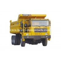 Quality Rated load 55 tons Off road Mining Dump Truck Tipper  309kW engine power with 30m3 body cargo Volume for sale