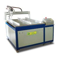 Quality XHL-20  Automatic  GLue Dropping machine for Nameplate, adhesive label,Q card, etc., label drop adhesive for sale