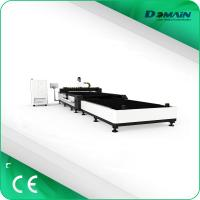 Quality High Speed Industrial Laser Cutting Machine For Metal Sheet Servo Motor Type for sale