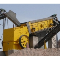Quality Reliable Working Mobile Primary AAC Jaw Crusher Machine for sale