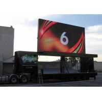 Mobile Truck LED Display on sale, Mobile Truck LED Display - szledstar