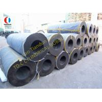 Quality Black Cylindrical Rubber Fender SGS Certificate For Berth , Low Reaction Force for sale