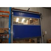 Quality Automatic accelerate High Speed Rolling Door for car washing shop for sale