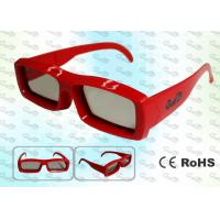 Quality Fashionable Cinema Linear Imax polarized 3D glasses for sale