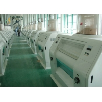 Quality Pneumatic 150T Per Day Flour Bread Mill Machine for sale