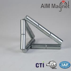 China Nickel coated neodymium magnets wholesale neodymium 4x10mm on sale
