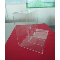 Quality Counter Candy Store Acrylic Display Case / Storage Cases for Collectibles for sale