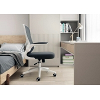 Quality Staff Computer Mid Back Ergonomic Swivel Chair for sale