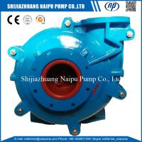 Quality A05 Material AH Single Stage Double Casing Cantilevered China Slurry Pump / bomba de lodo for sale