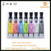 China hottest e cigarettes wholesale price clearomizer ego ce4 v3 kit on sale