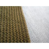 China Plain Velboa Composite Fabric Polyester Acrylic Cotton Sofa Fabric on sale