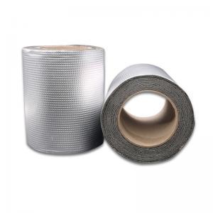 Quality Environmental friendly leakagebutyl window tape Self-Adhesive Butyl Rubber Waterproof Tape for sale