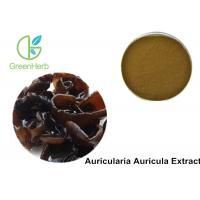 Quality Auricularia Auricula Extract Mushroom Polysaccharides Reducing Blood Sugar / Fat for sale